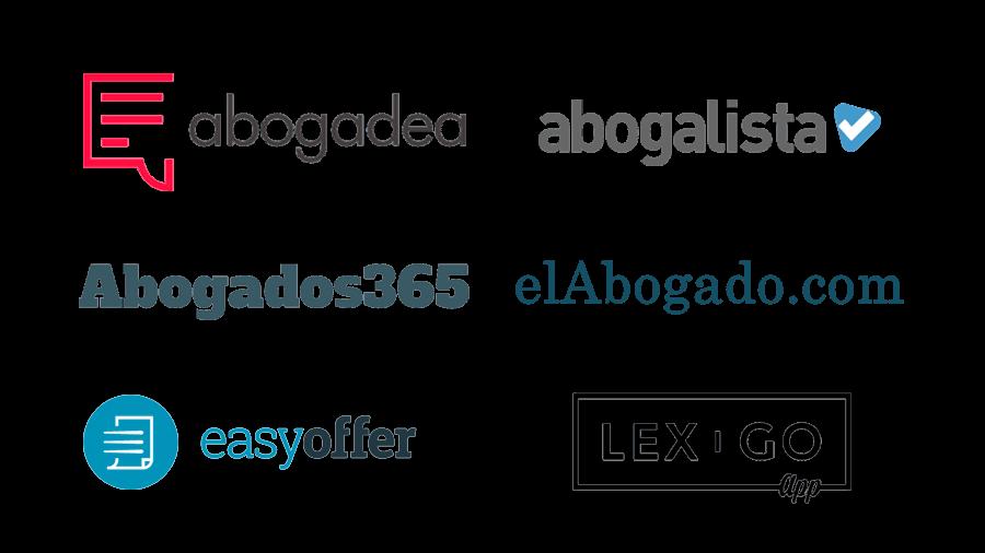 Principales plataformas de captación de clientes para abogados en España